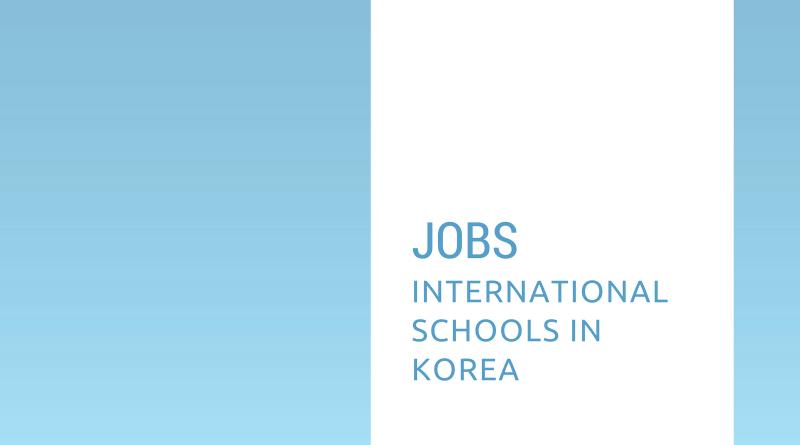 International Schools Jobs
