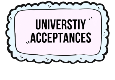 2019 College Acceptance
